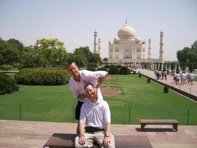 India Chiropractic Missions Trip